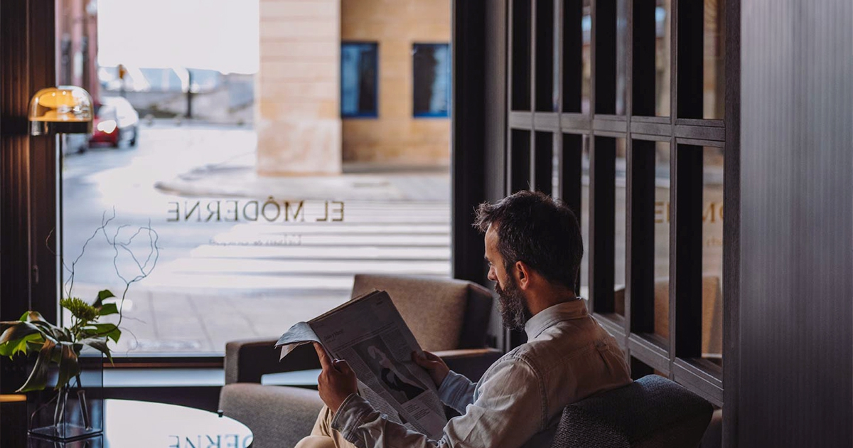 Inspiring Soho - El Môderne - Hotel en Gijón, Asturias