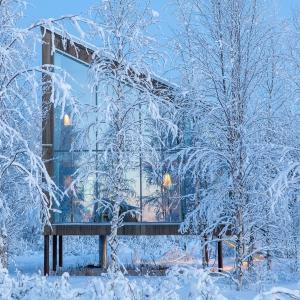 Inspiring Soho Arctic Bath cabaña de día