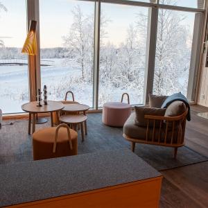 Inspiring Soho Arctic Bath salón