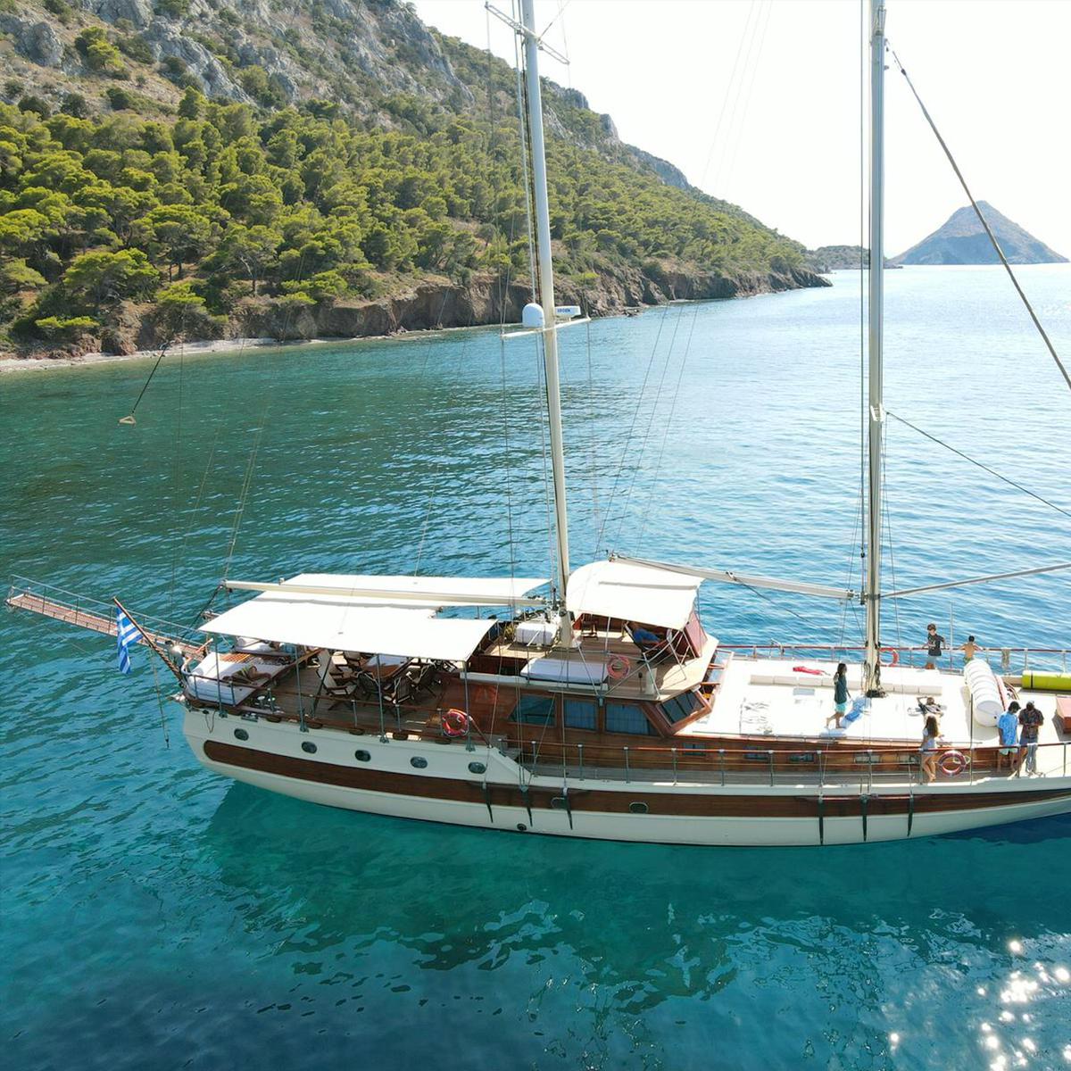 Inspiring Soho - Grecia - Recorrer las islas griegas en goleta