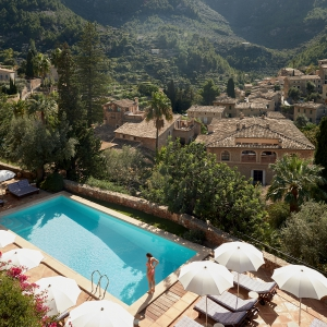 Inspiring Soho Piscina hotel Belmond La Residencia en Mallorca