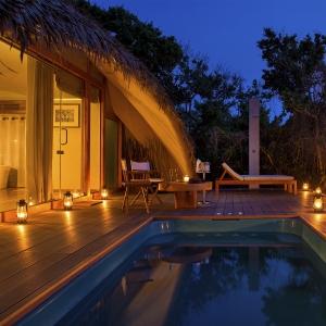 Inspiring Soho - Hotel Chena Huts Sri Lanka