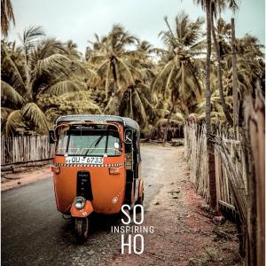 Inspiring Soho - Tuk-tuk Sri Lanka