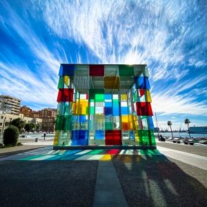 Málaga - Centre Pompidou