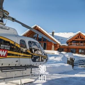 Heliski en Canadá - Mike Wiegele Helicopter Skiing