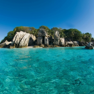 Seychelles - Coco Island