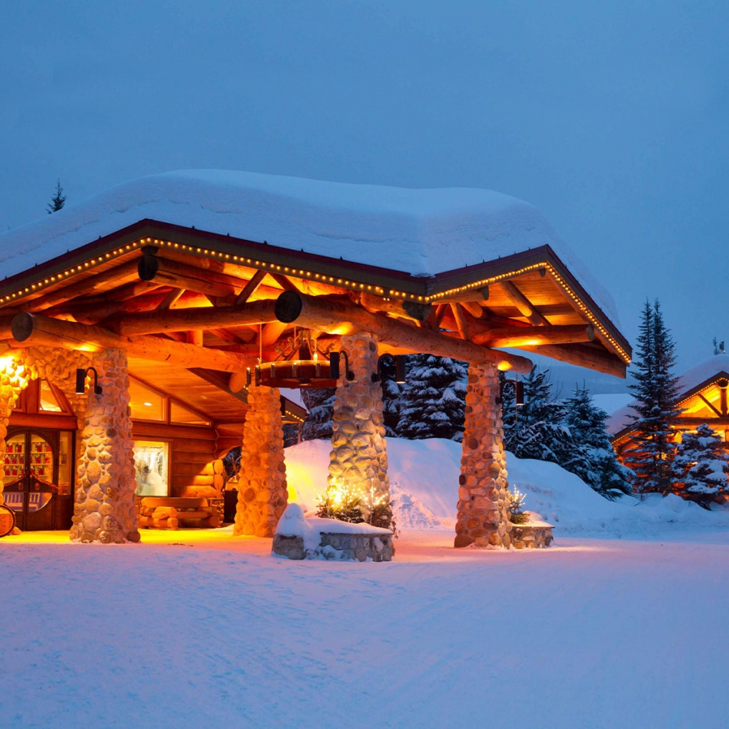 Heliski en Canadá - Lodge Mike Wiegele