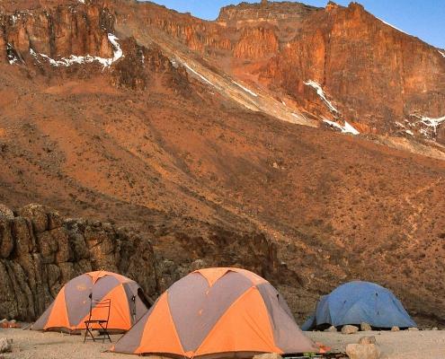 Inspiring Soho - Expedición Kilimanjaro con tiendas de campaña dobles