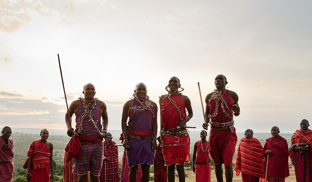 Inspiring Soho - Tanzania - Tribu Masái